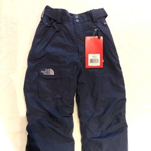 Boys north face insulated pants